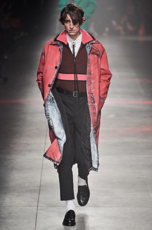 MSGM Fall/Winter 2020 Menswear Runway in Milan