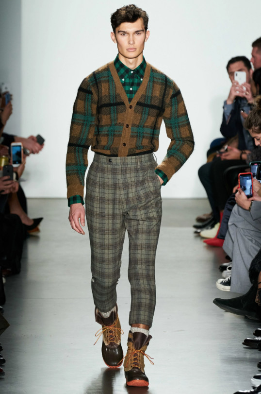 Soul Boys for Todd Snyder Men's Fall 2020 Runway Show in the Big Apple!!!