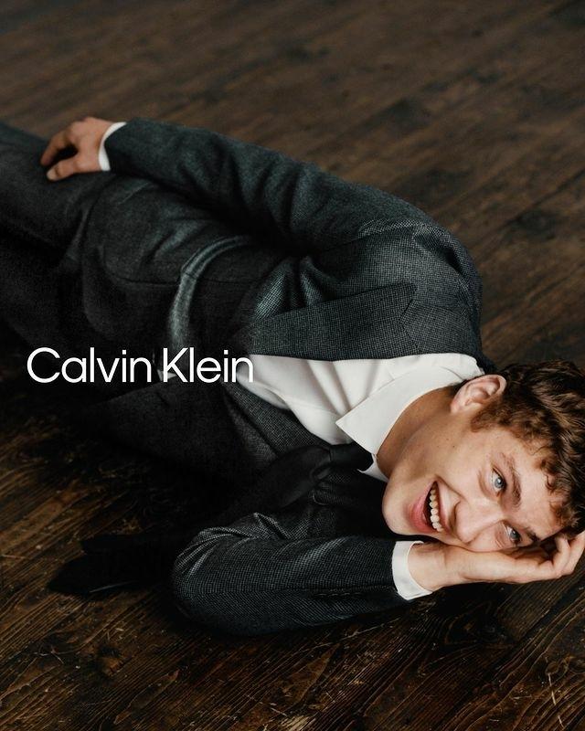 Calvin Klein S/S'21 Campaign by Luis Alberto Rodriguez