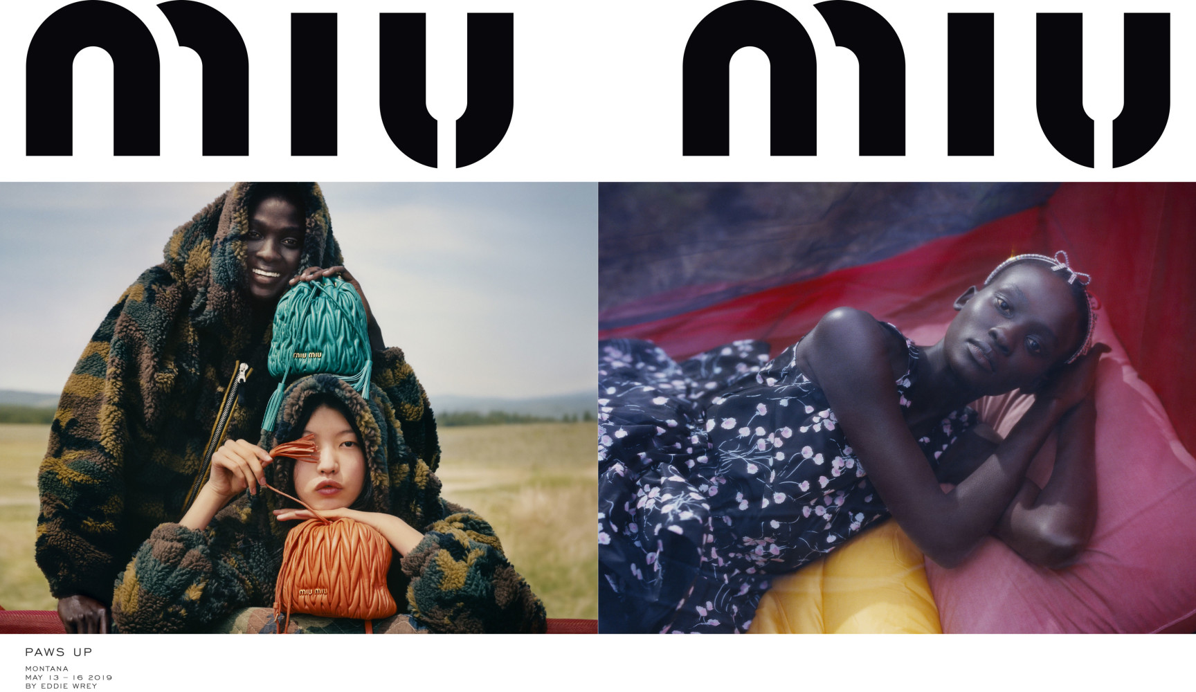 SPOTTED: ALIET SARAH FOR MIU MIU