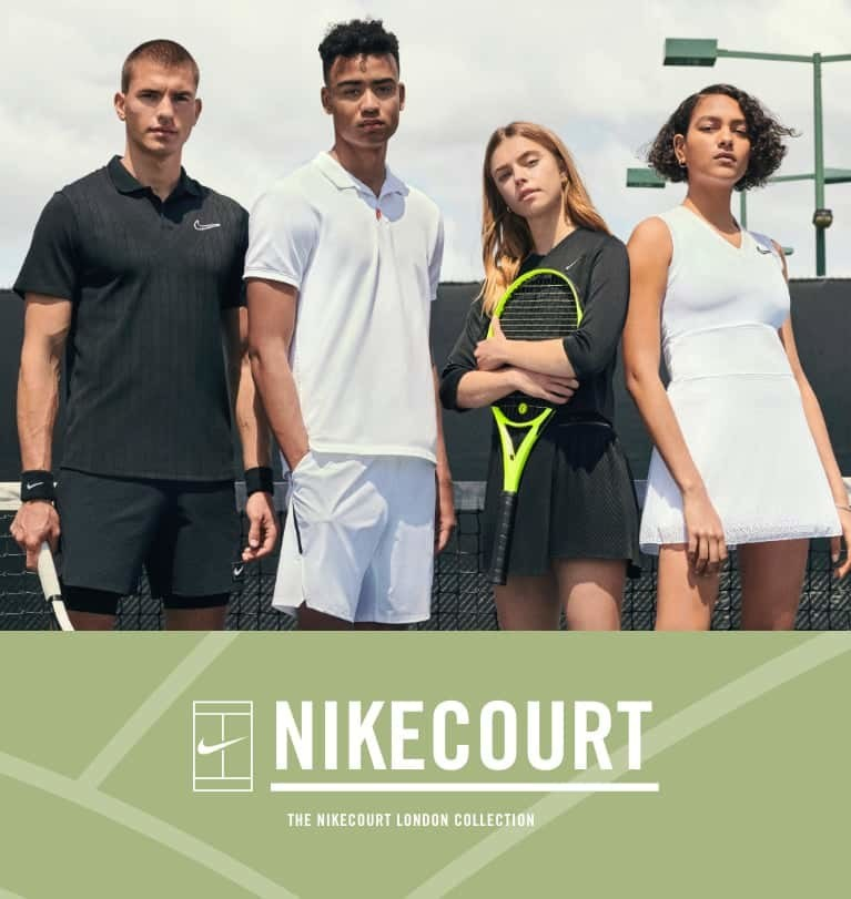 SPOTTED: NIKE COURT // MEKHI FOR NIKE
