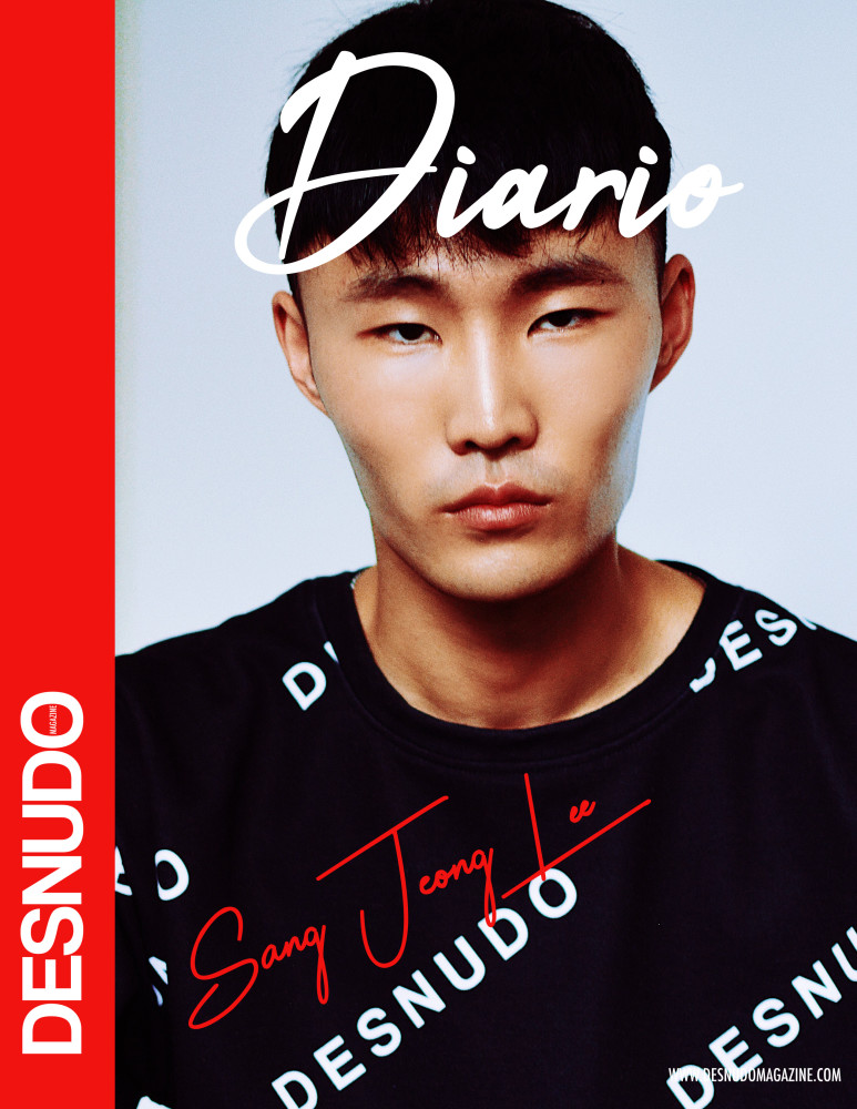 SPOTTED: SANG  // FOR DESNUDO MAGAZINE