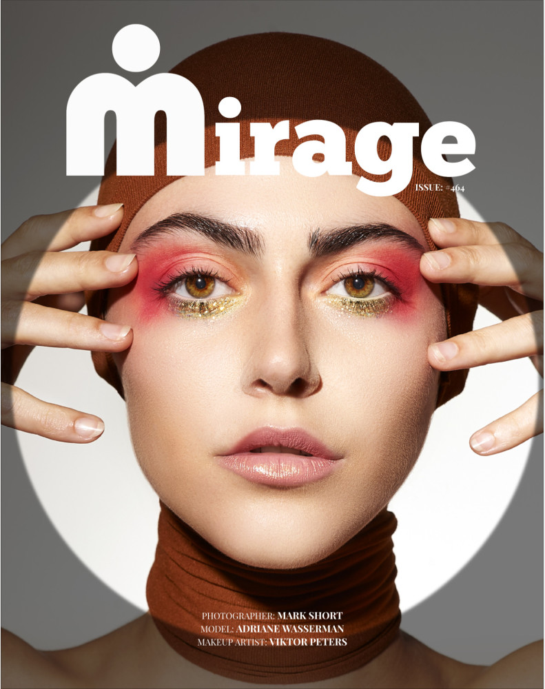 SPOTTED: GET THE LOOK // ADRIANNE FOR MIRAGE MAGAZINE