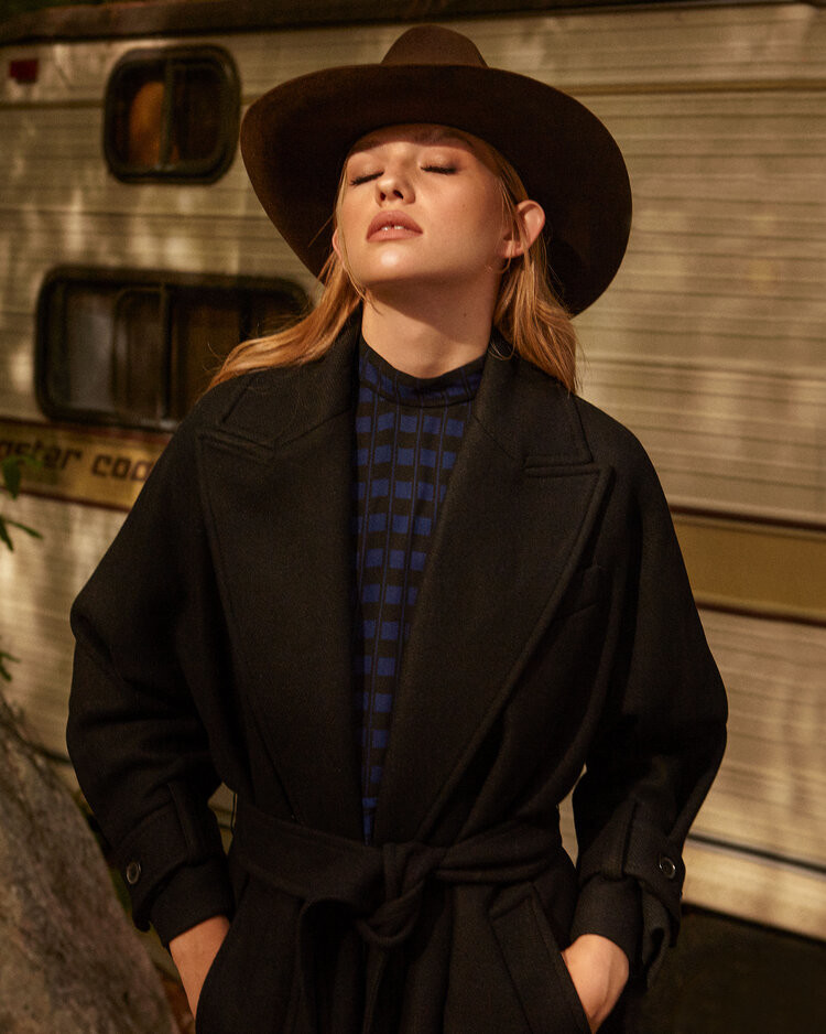 SPOTTED: GITTY UP COWGIRL // NICOLE BY MICHAEL STUCKLES