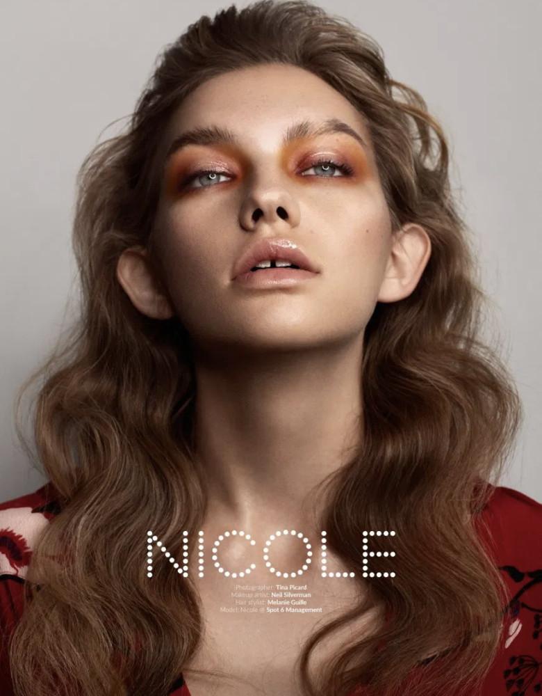 SPOTTED: N.I.C.O.L.E.  // NICOLE FOR FRUK MAGAZINE