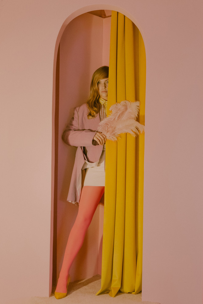 SPOTTED : BUBBLE-GUM POP // NICOLE S. FOR ARCHIVE MAGAZINE