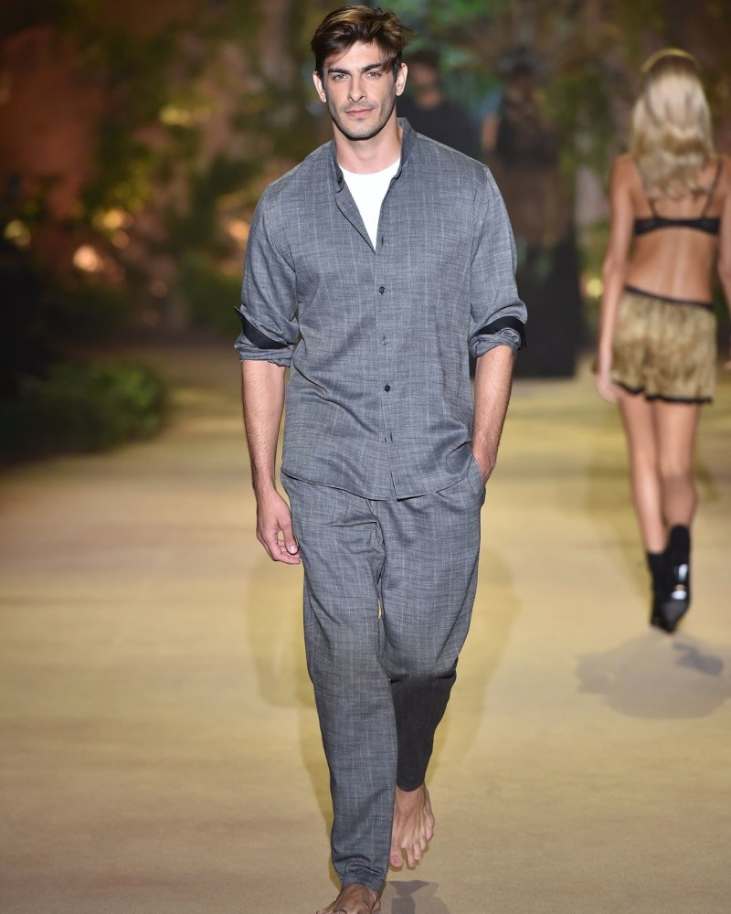 SPOTTED: TAO FOR INTIMISSIMI UOMO  @ MFW