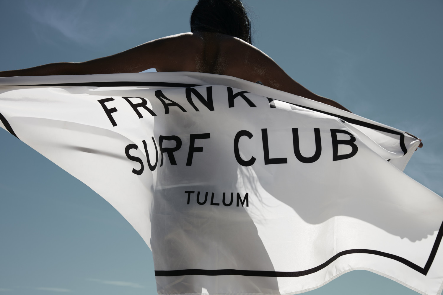 SPOTTED: FRANK'S SURF CLUB // SHIVANI FOR FRANK'S SURF CLUB