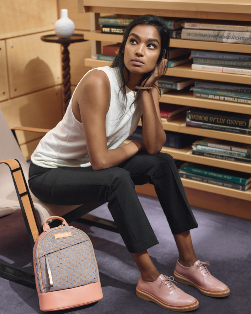 SPOTTED: SHIVANI  FOR  WANT LES ESSENTIALS