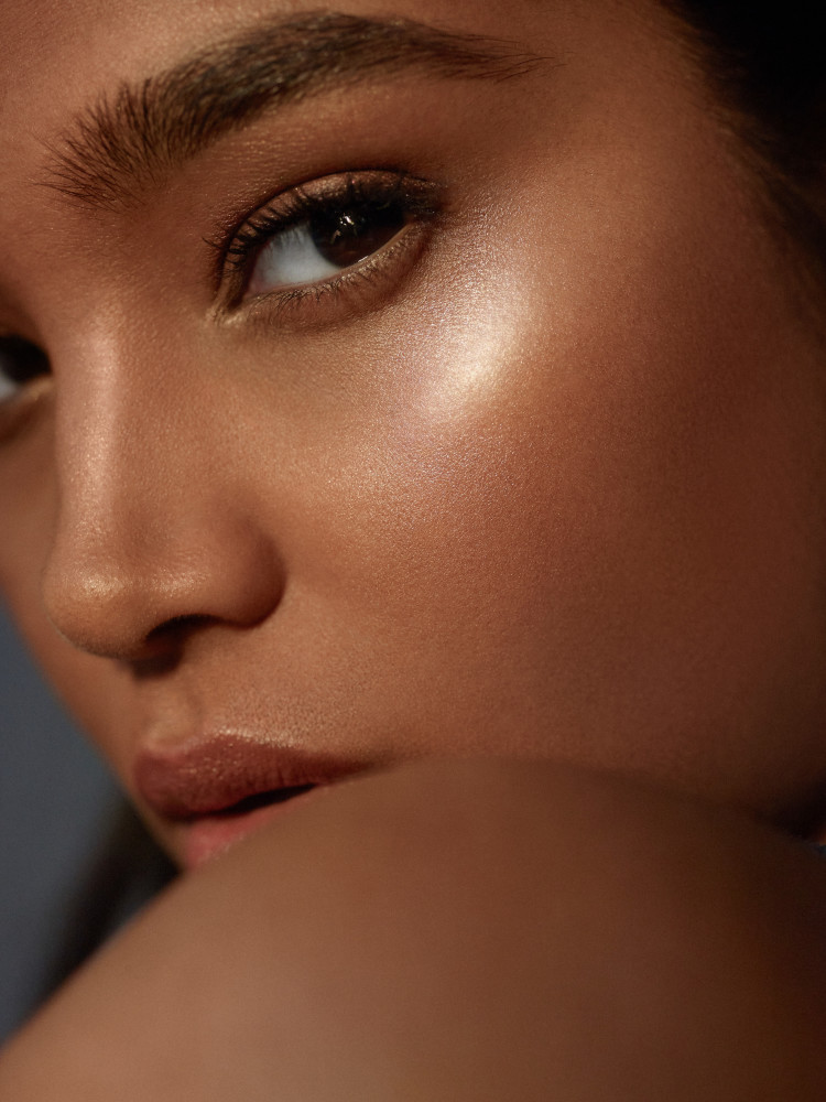 SPOTTED: SHIVANI IS RADIANT FOR LAURA MERCIER