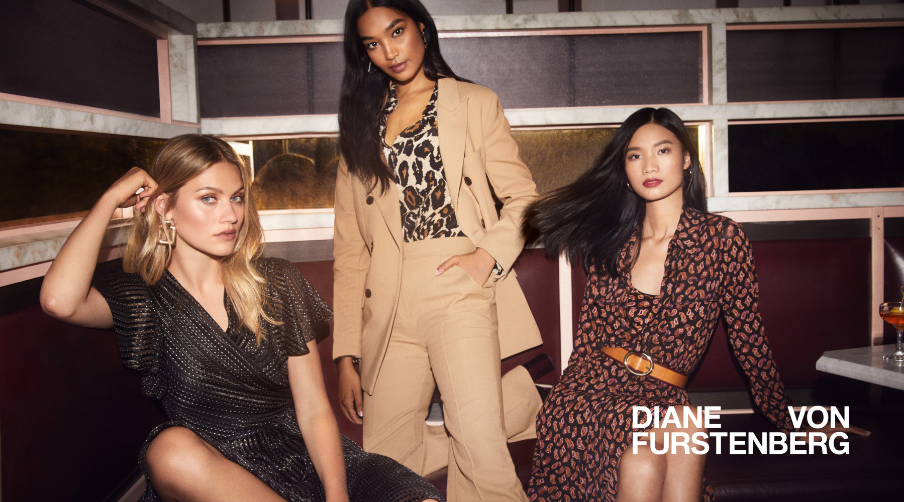 SPOTTED: Shivani for DVF