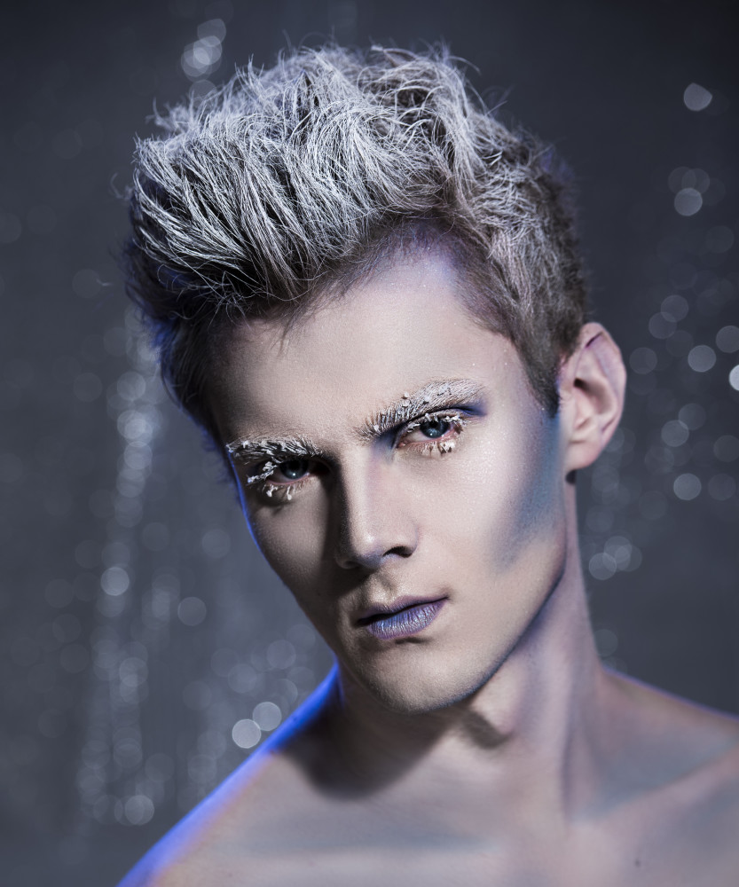 SPOTTED: FAJO Magazine: Sugar Plum Fairy meets Jack Frost