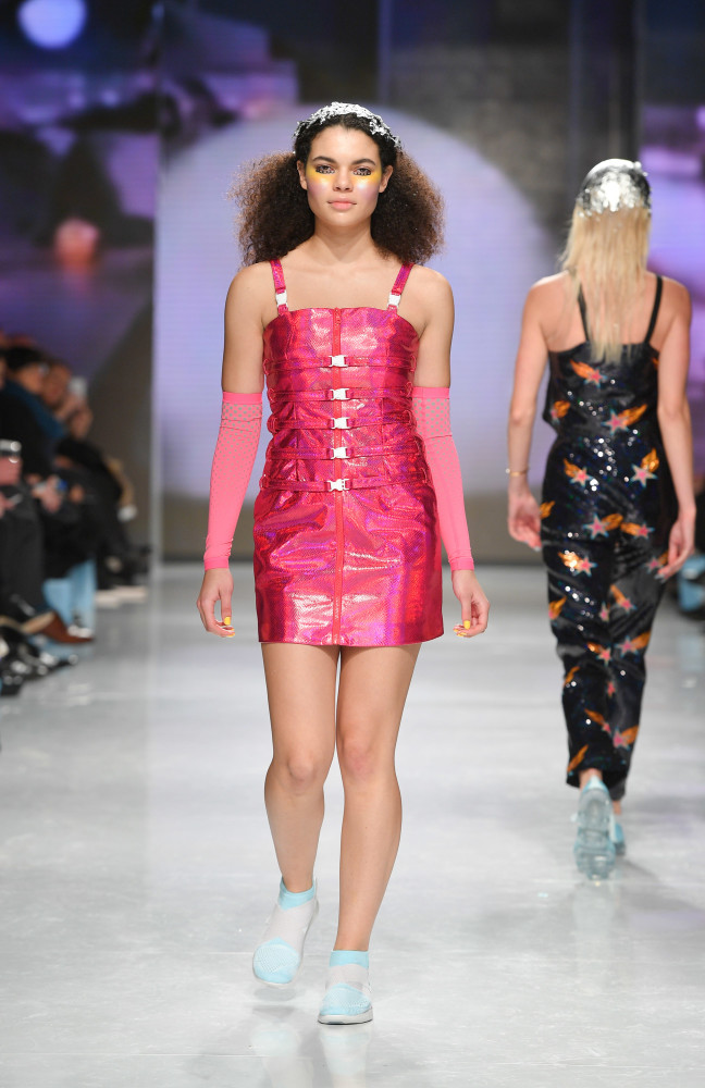 SPOTTED: Tyrah for Hayley Elsaesser @ TFW