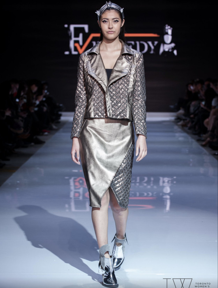 SPOTTED: Haruko for Fesvedy @ TWFW
