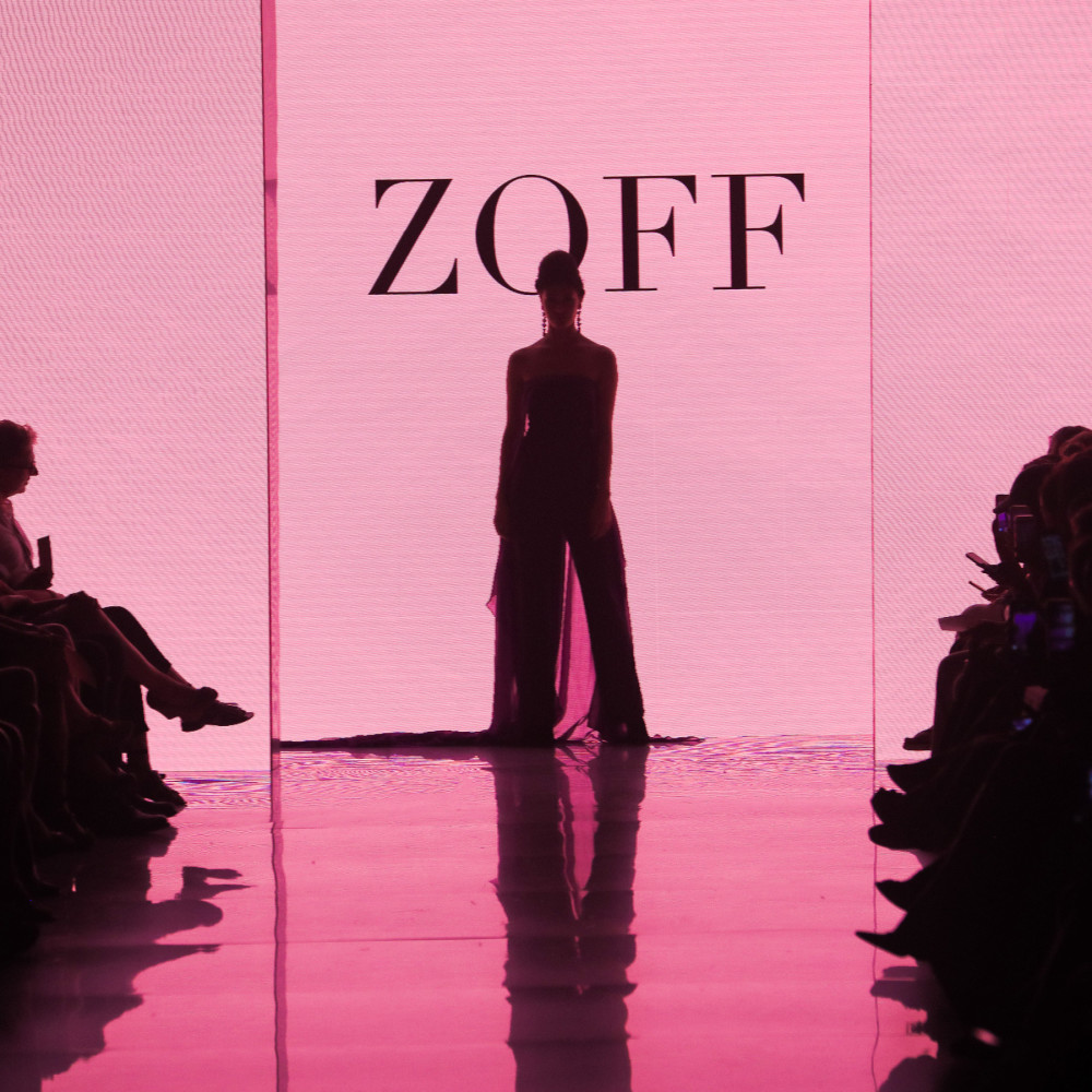 SPOTTED: HARUKO FOR ZOFF @ TFW