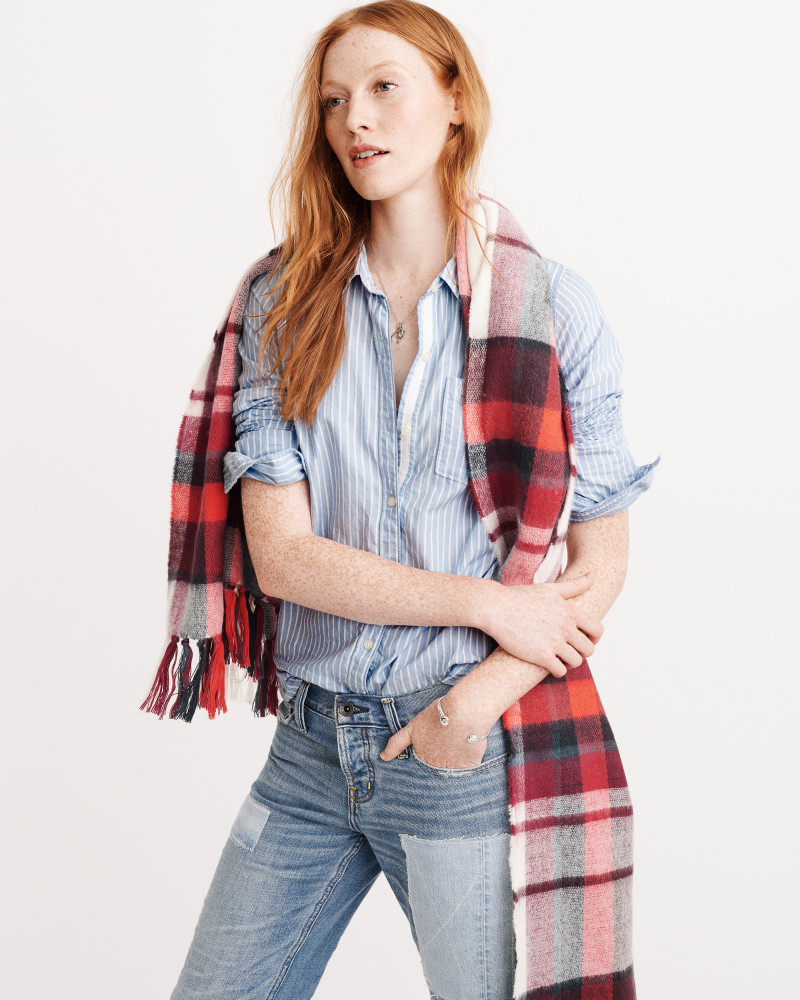 SPOTTED: CHANTAL FOR ABERCROMBIE