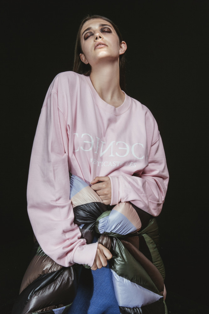 SPOTTED: THE SHIRT OFF MY BACK // EMILY REDA BY IOANNA CHATZIANDREOU
