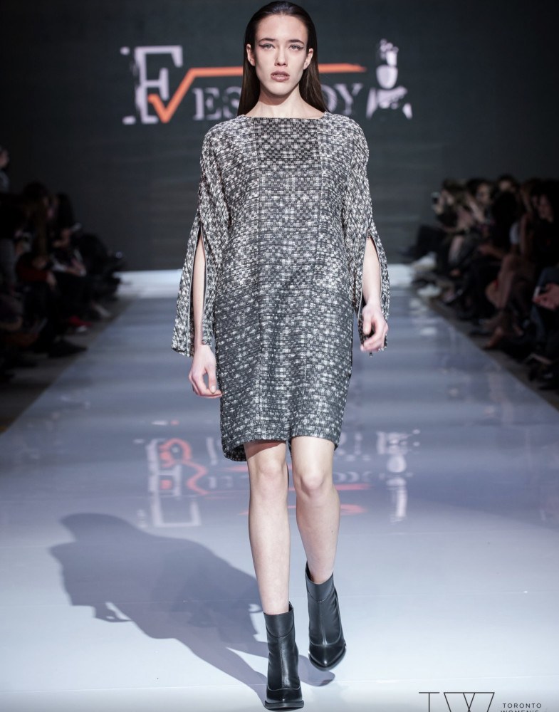 SPOTTED: Matea for Fesvedy @ TWFW