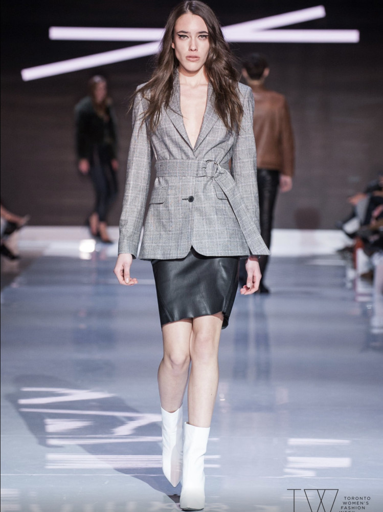 SPOTTED: Matea for Lamarque @ TWFW