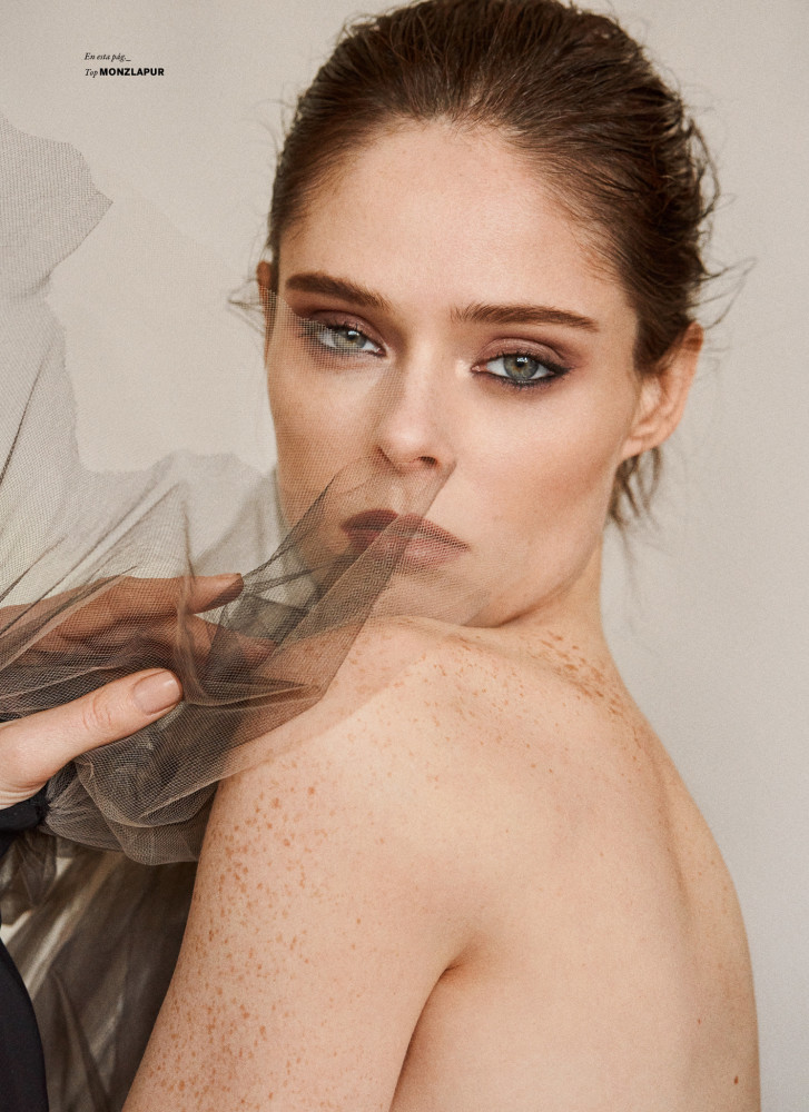 SPOTTED: THE ART ISSUE // COCO ROCHA FOR ISSUE MAGAZINE