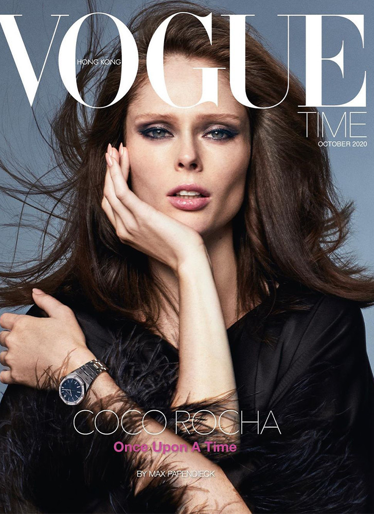 SPOTTED: // COCO FOR VOGUE HONGKONG //