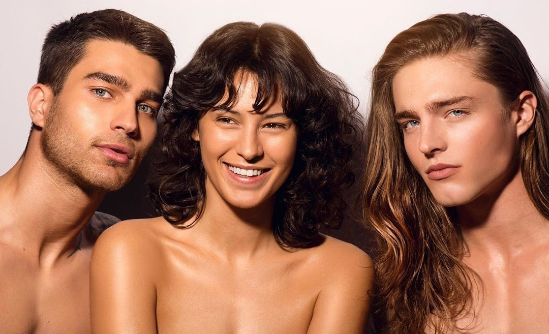SPOTTED: WE GOT THE BEAT /JORDAN A. + ALEJANDRA, AND ALEXANDER FOR VDL COSMETICS