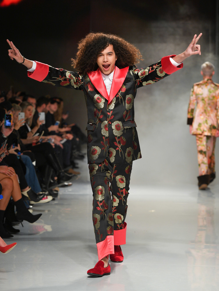 SPOTTED: Christian Treadwell for Hendrixroe @ TFW
