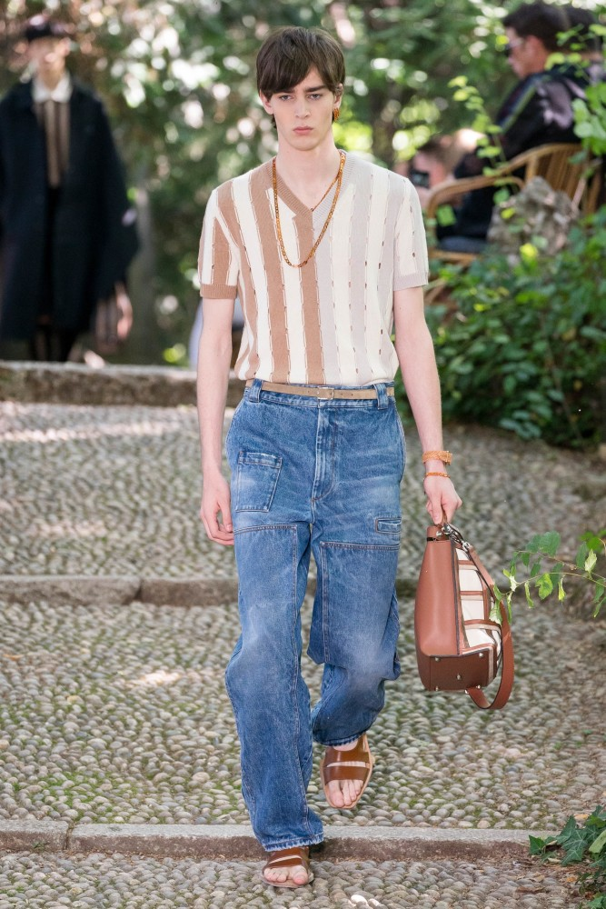 SPOTTED: MITCHELL G. FOR FENDI SS/20