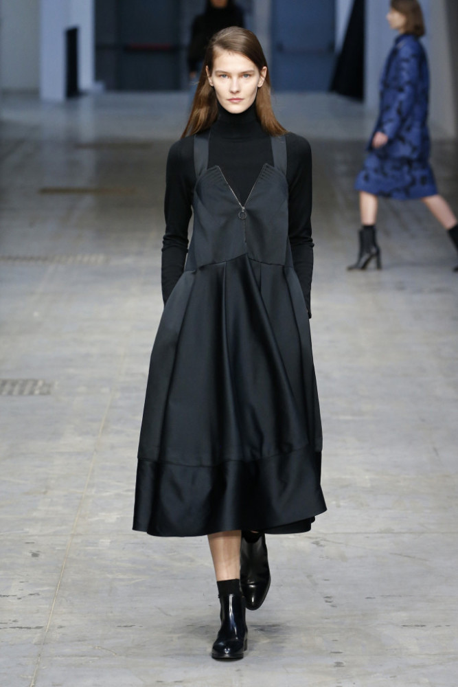 SPOTTED: Magdalena for Albino Teodoro @ MFW