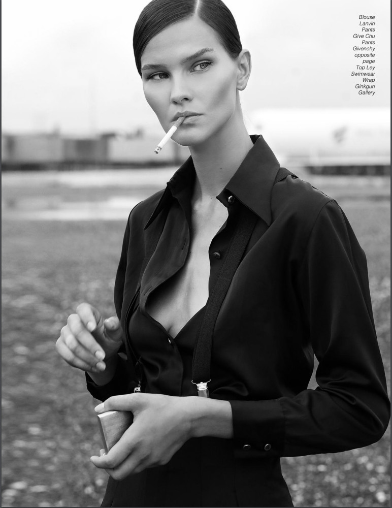 SPOTTED: OH MAGDALENA // MAGDALENA FOR LUCY'S MAGAZINE