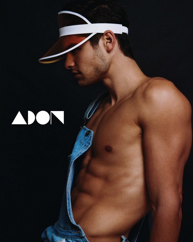 SPOTTED: PARTY // JACK FOR ADON MAGAZINE