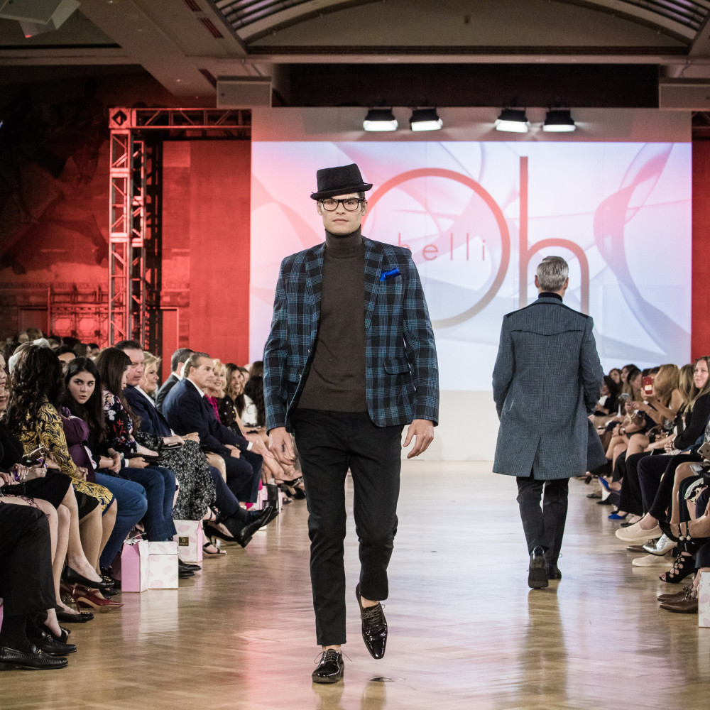 TORONTO FASHION WEEK FW 19 // JACK FOR KING AND BAY +