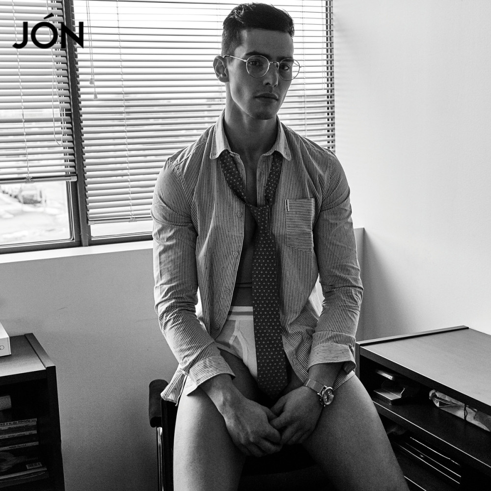 SPOTTED: BLAKE FOR JÓN MAGAZINE