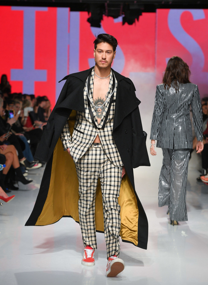 SPOTTED: Mitch Poirier for Hendrixroe @ TFW