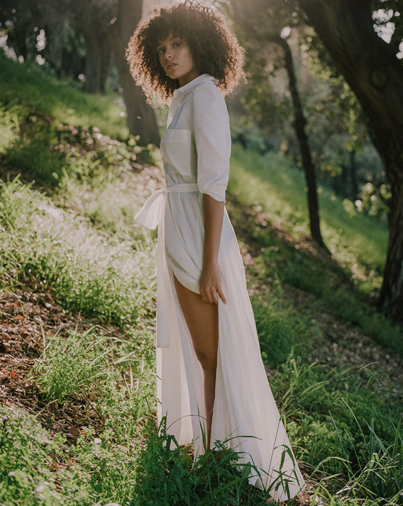 SPOTTED: JUST ME AND MOTHER NATURE // BIANCA G.  FOR GOOP