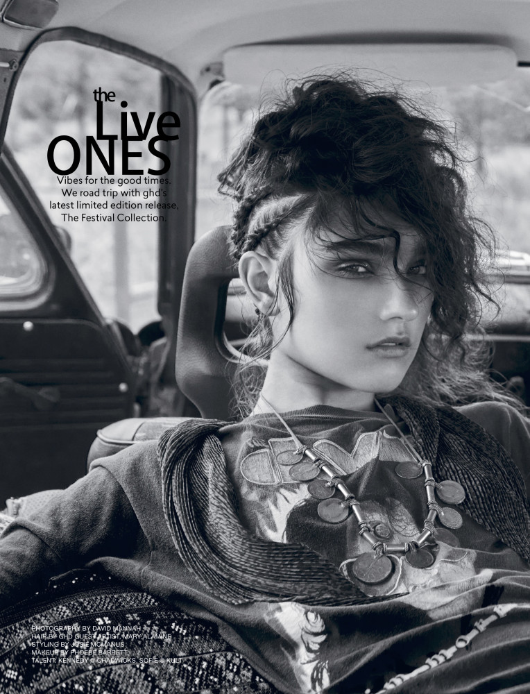 SPOTTED: THE LIVE ONES  // KENNEDY FOR THE JOURNAL MAGAZINE