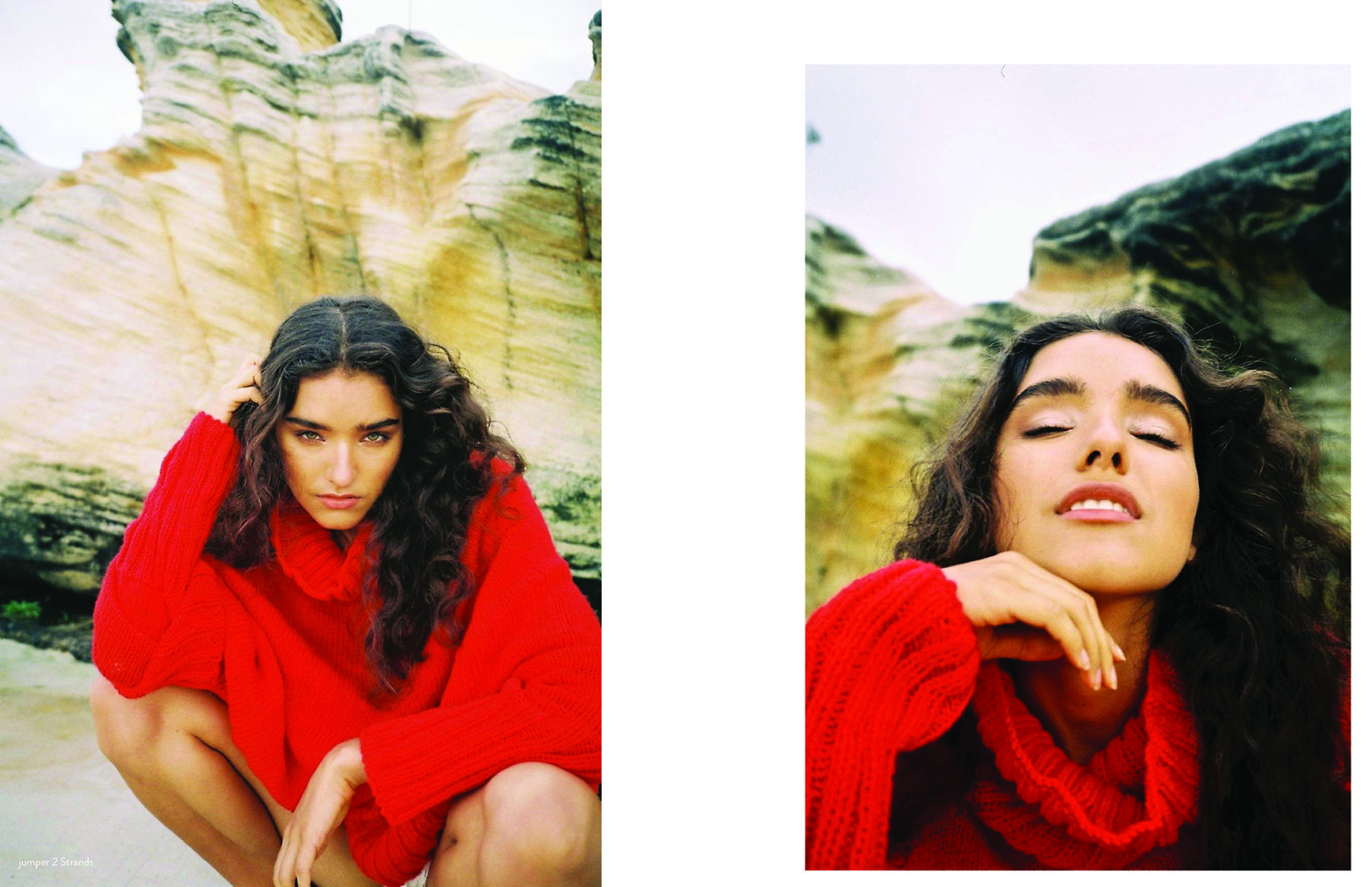 SPOTTED: SALT // KENNEDY FOR FLANELLE MAGAZINE