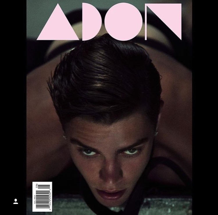 SPOTTED: ADON MAGAZINE // MATT YOUNG