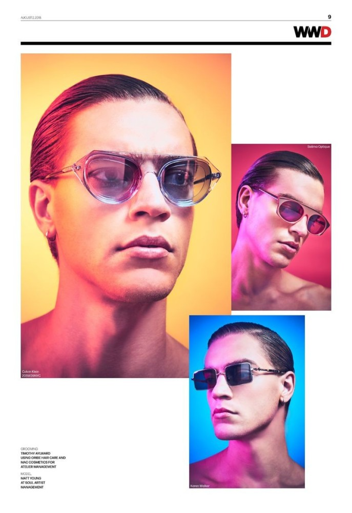 SPOTTED:  THE FORSEEABLE FUTURE  // MATT YOUNG FOR WWD