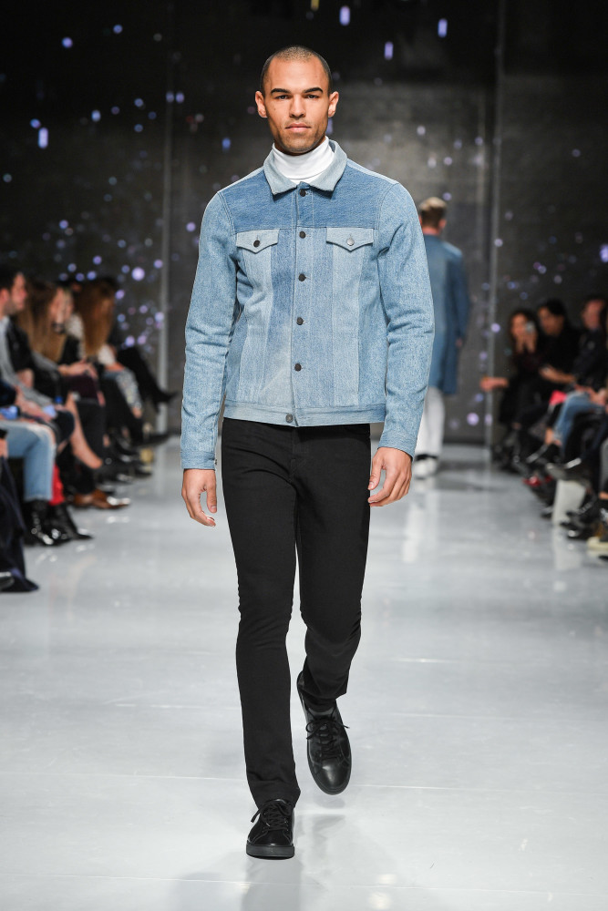 SPOTTED: Fraser Barke for Triarchy @ TFW