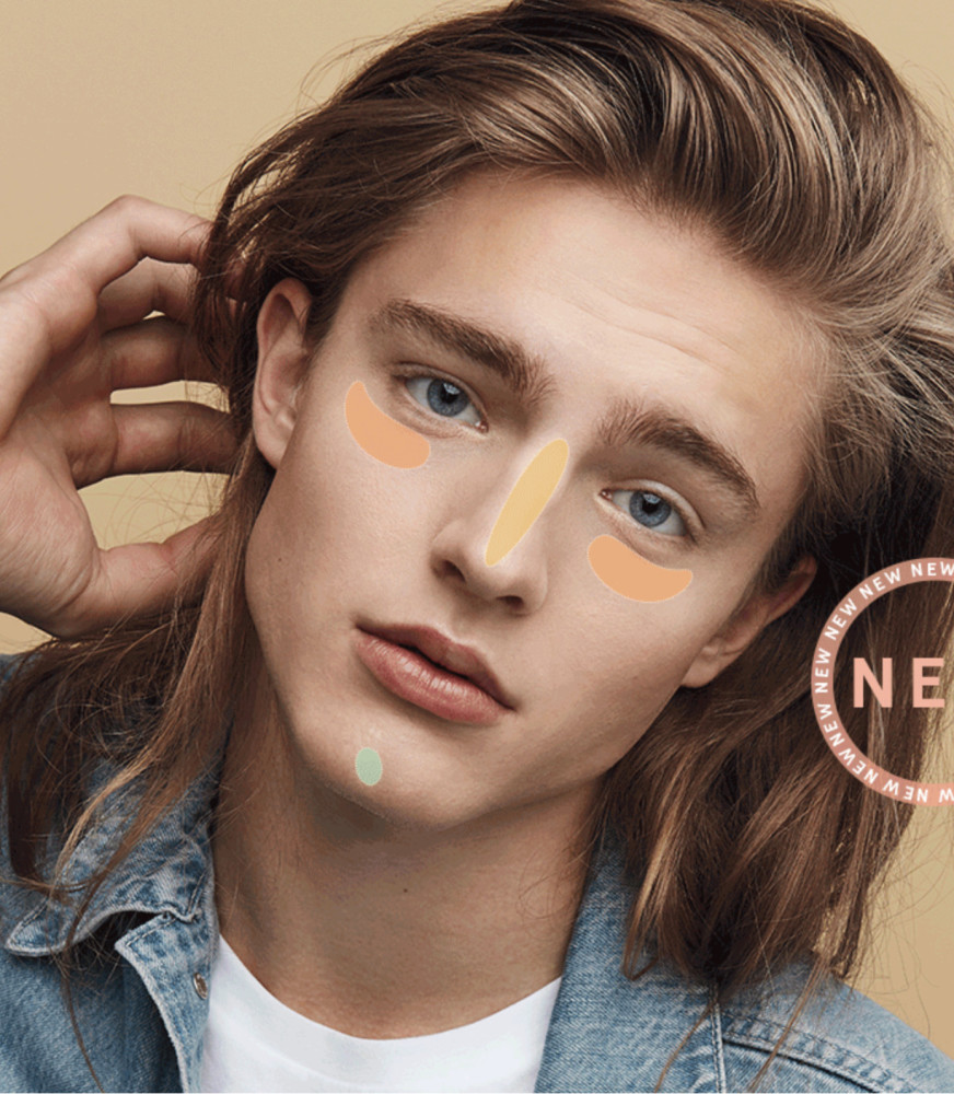 SPOTTED: Alexander Hunt for Annabelle Cosmetics