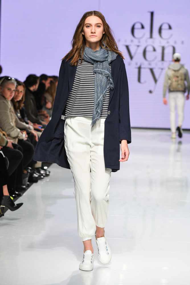 SPOTTED: Nadia Juhasz for Eleventy @ TFW