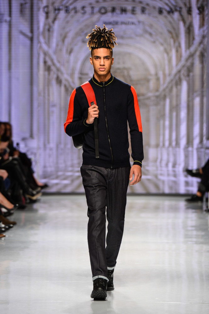 SPOTTED: Austin Bryan for Christopher Bates @ TFW