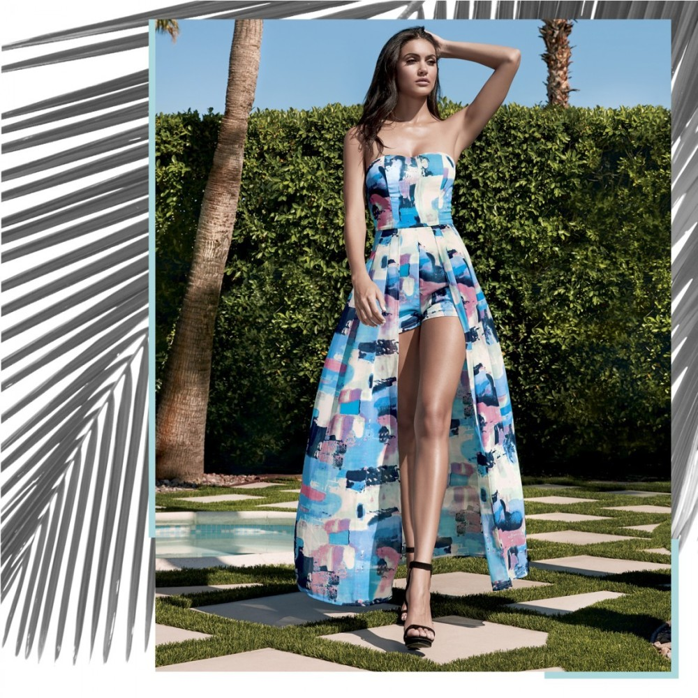 SPOTTED: Soa Denise for Sirens SS/17 Campaign