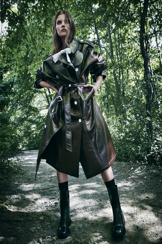 SPOTTED:  OUT OF THE WOODS // MAYYA FOR CLIN D'OEIL