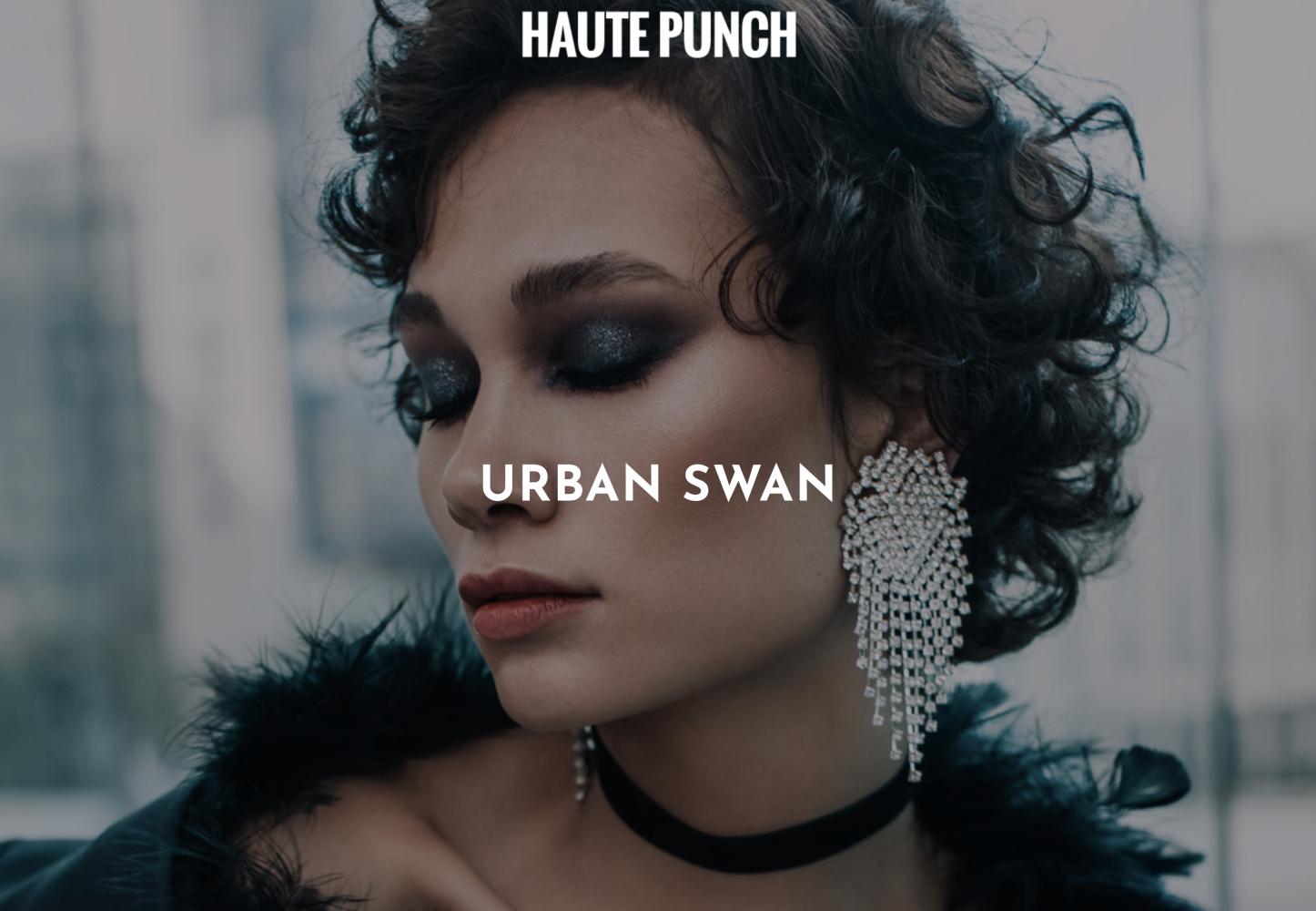 SPOTTED: URBAN SWAN // LAUREL FOR HAUTE PUNCH