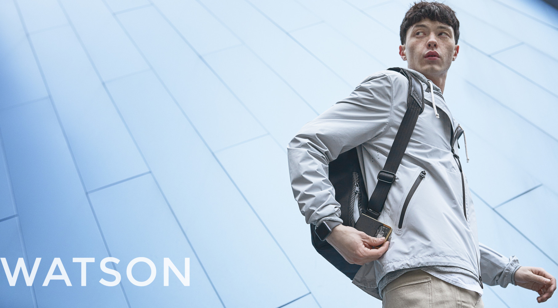 SPOTTED: EMILE FOR WATSON BACKPACKS