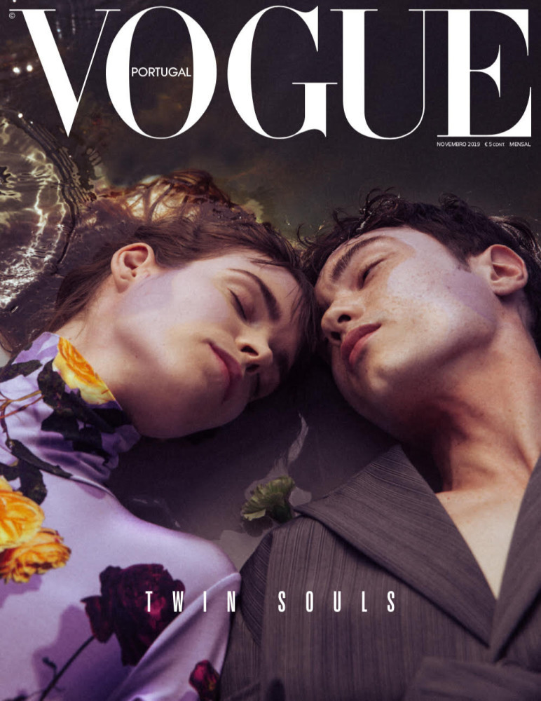 SPOTTED: THE SEASONS // EMILIE FOR VOGUE PORTUGAL