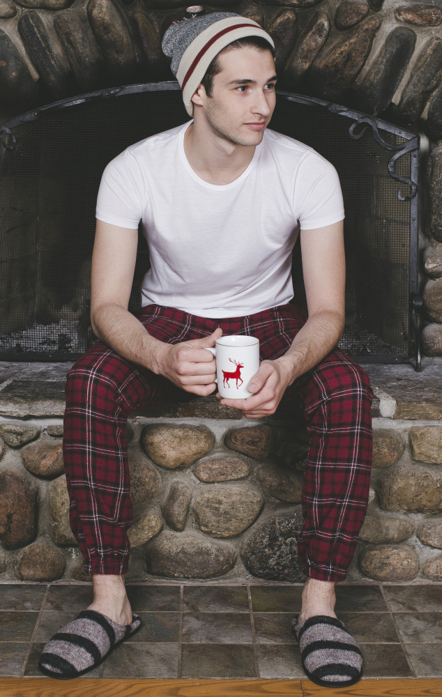 SPOTTED: JC FOR BOATHOUSE HOLIDAY