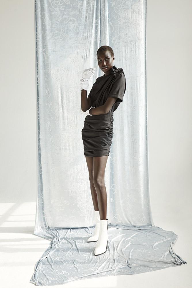 SPOTTED: BLACK GIRL MAGIC // NYA  FOR  L'OFFICIEL AUSTRIA